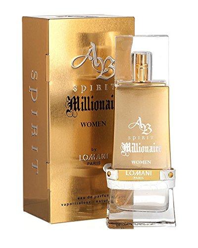 Lomani AB Spirit Millionaire Women's 3.3-ounce Eau de Parfum