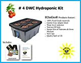 DWC REPLACEMENT Hydroponic Grow Box ~ # 4, 6 site by H2OtoGro