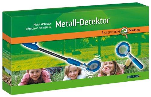 Moses 9625 - Expedition Natur Kinder Metall-Detektor