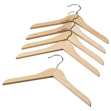 IKEA ASIA HANGA - Perchero Infantil, Color Natural: Amazon ...