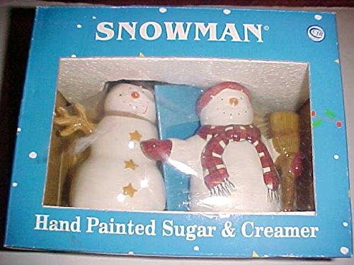 Debbie Mumm Sakura Snowman - 8