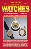 img - for Complete Price Guide to Watches 2011 book / textbook / text book