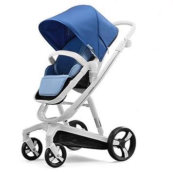 Amazon.com: ZXTY - Cochecito de bebé ligero, carrito de ...