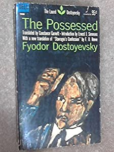 Paperback The Possessed (The Laurel Dostoyevsky) Book