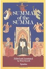 A Summa of the Summa Paperback