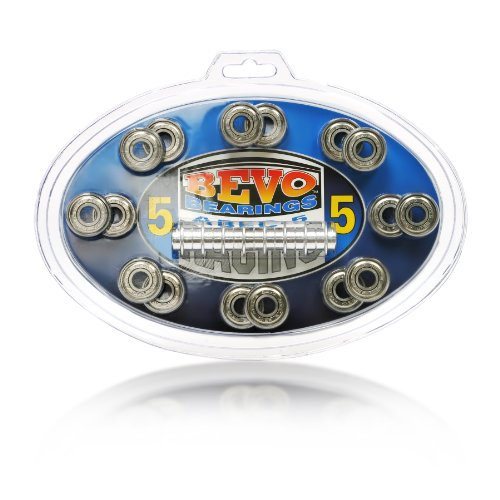 Tour Hockey ABEC 5 Rated Bearings (Bearings Abec Skate 5)