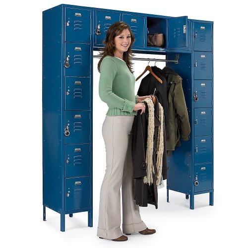 PENCO 16-Person Lockers - Lake Blue