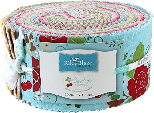 red and white jelly roll - 5