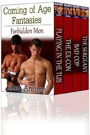 book cover of Forbidden Men
