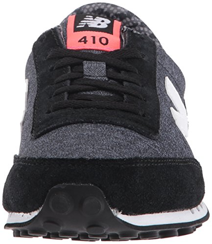 410 black Baskets New Balance Noir Femme Basses vfq5wx