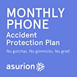 Asurion 3 Year Mobile Accident Protection Plan with Tech Support ($1000-$1249.99), Billed Monthly, Cancel Any Time