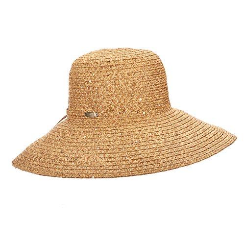 cappelli-paper-poly-big-brim-sequins-sun-hat-toast-csw241
