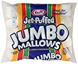 Jet Puffed Jumbo Marshmallows, 24 oz
