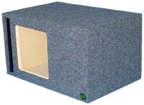 Audio Enhancers KPL12SC Subwoofer Enclosure Box, Carpeted Finish