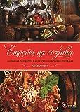 capa de Emoções na Cozinha. Histórias, Segredos e Receitas das Nonnas Italianas