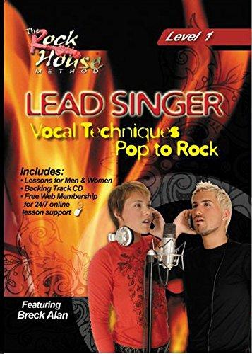 Lead Singer Vocal Techniques Pop to Rock Level 1 [Instant Access]
