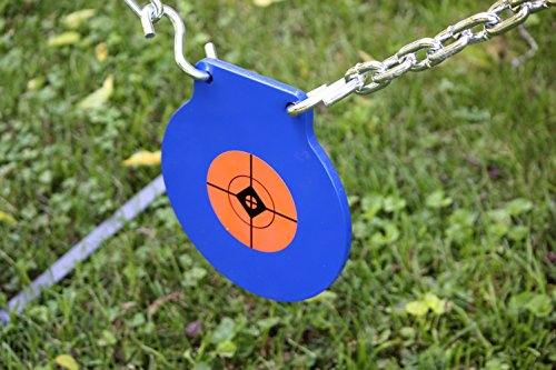 Gunpowder Gear 8'' Gong Shooting Target with Stand by Gunpowder Gear (Image #5)