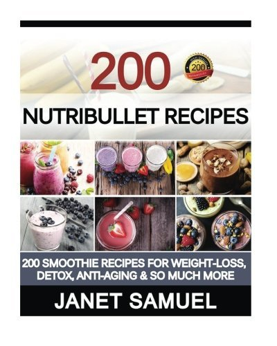 Nutribullet Recipes Weight Loss Anti Aging Superfood product image