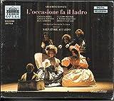 Rossini - L'occasione fa il ladro / Serra, D'Intino, Gimenez, Accardo