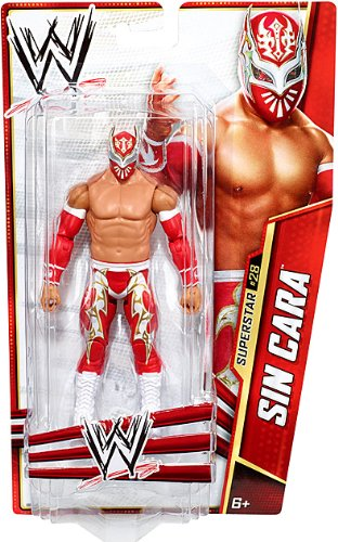 WWE Sin Cara Action Figure by Mattel