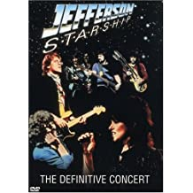 JEFFERSON STARSHIP DEFINITIVE CONCERT,TH