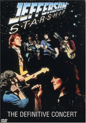 Jefferson Starship: The Definitive Concert by Lightyear