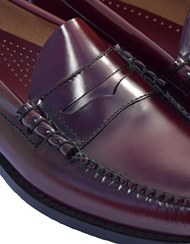 Bass Weejun Wine Larson Penny Loafers Sizes 7-11 Available QAKWi9i8