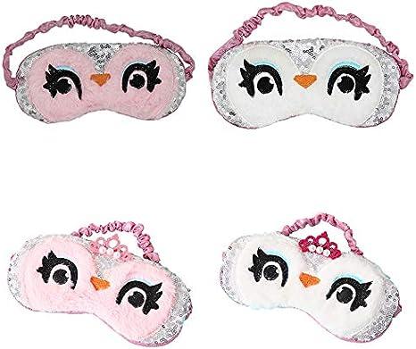 Fansi 1 Pcs Femmes Sommeil R/églable Relax Masque pour Les Yeux pour Le Sommeil ou la Sieste Style A pour /éviter la lumi/ère
