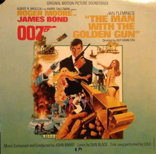 The Man With the Golden Gun - Original Soundtrack (The Man With The Golden Gun Scaramanga)