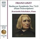 Beethoven - Symphony No. 7 in A major, S464/R128: IV. Allegro con brio