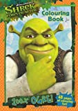 Shrek Forever After: 100% Ogre Colouring Book by Dreamworks Animation (2010-05-27)