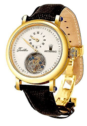 Astboerg Watch Germany tourbillon LWF-Movement AT620GWD by Astboerg
