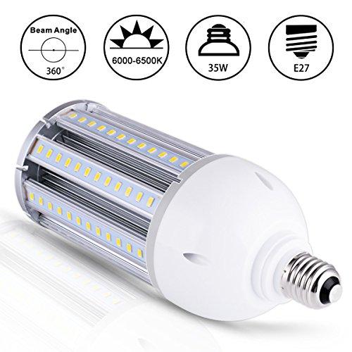 Best LOHAS LED Light Bulbs, 250 300W Equivalent LED Corn Bulb For Indoor Outdoor  LED Lights, ...
