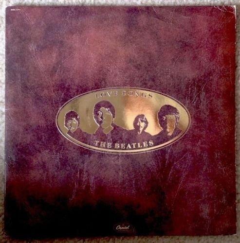 Beatles - Beatles Love Songs Lp Vinyl Vg+ Gf Cover Vg++ 1977 Lyrics Booklet Nice Set! - Lyrics2You