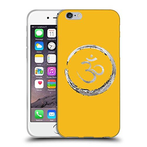 GoGoMobile Coque de Protection TPU Silicone Case pour // Q09170602 Bouddha 35 ambre // Apple iPhone 7