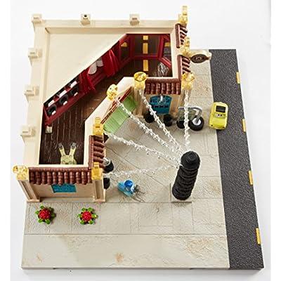 Disney Pixar Cars Precision Series Luigi's Casa Della Tires Playset: Toys & Games
