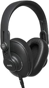 AKG Pro Audio K361 Over-Ear, Closed-Back, Foldable Studio Headphones