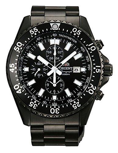 Orient Captain Chronograph Bracelet TT11001B product image