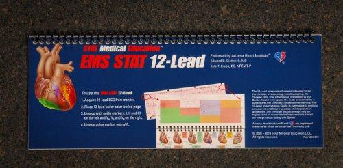 Download EMS EKG 12-Lead Guide (Stat Medical Education 12 Lead) PDF
