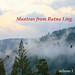Mantras from Ratna Ling, Volume 1