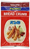 Welpac Japanese Style Panko Bread Crumbs, 6-Ounce (Pack of 6)