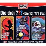 Die Drei Fragezeichen 3 ??? CD 13. Box 37 38 39 13/3er