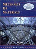 Mechanics of Materials, Second Edition w/CD plus Chapter Two from Cases in Mechanics of Materials, Craig, Roy R., 0471419559
