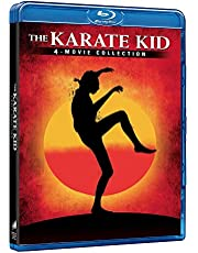 Karate Kid Collection 1-4  (4 Blu Ray)