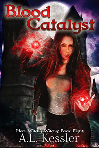 Pdf Mystery Blood Catalyst (Here Witchy Witchy Book 8)