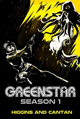Book cover image for Greenstar Complete Season 1