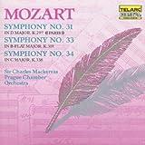 Mozart: Symphonies No. 31, No. 33 & No. 34