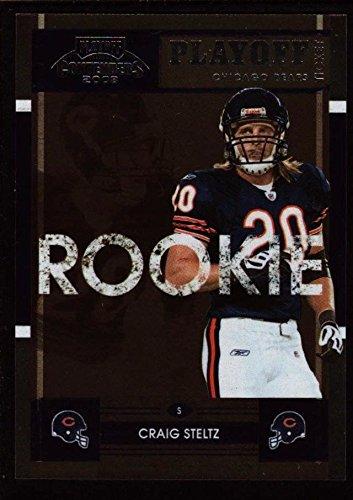 CRAIG STELTZ /99 $12 MINT BEARS ROOKIE TICKET RC 2008 PLAYOFF CONTENDERS LSU GEM (Bears Tickets)