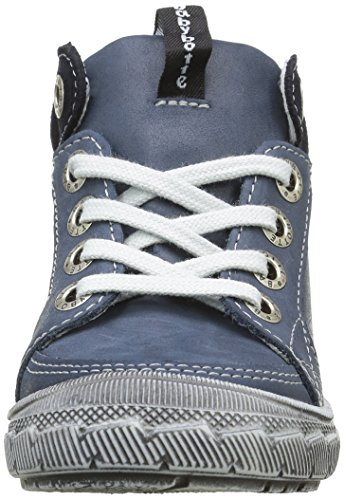 babybotte Alpinist - Zapatillas altas para niños Azul - Bleu (117 Marine)