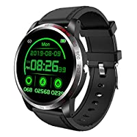 NiceFuse Smart Watch, Fitness Tracker Health Watch with Heart Rate Blood Oxygen...